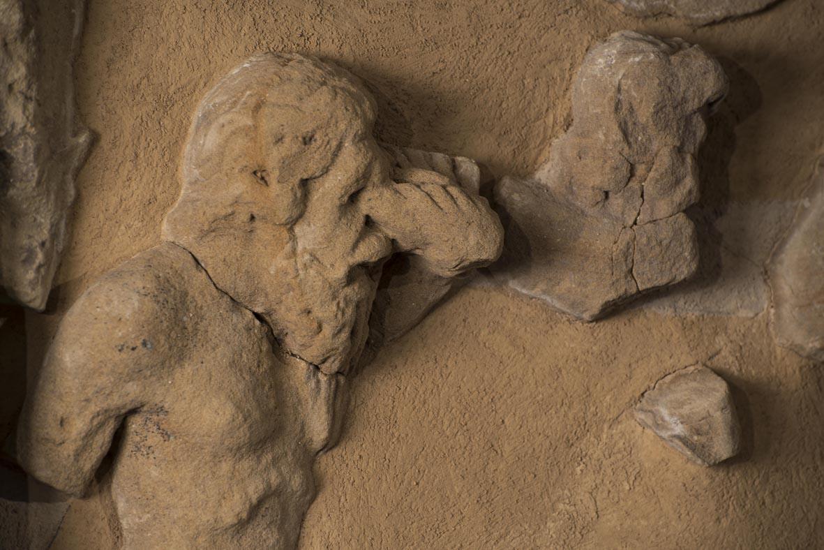 Die Blendung des Kyklopen Polyphem